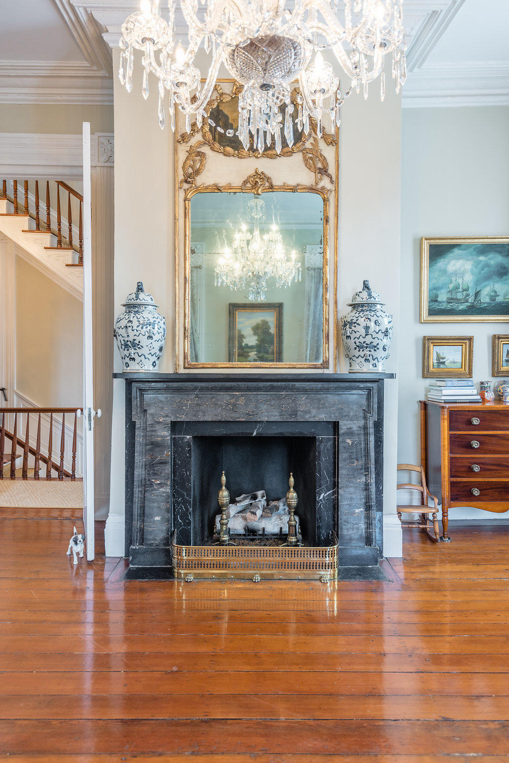 South of Broad Homes For Sale - 48&48 1/2 South Battery, Charleston, SC - 81