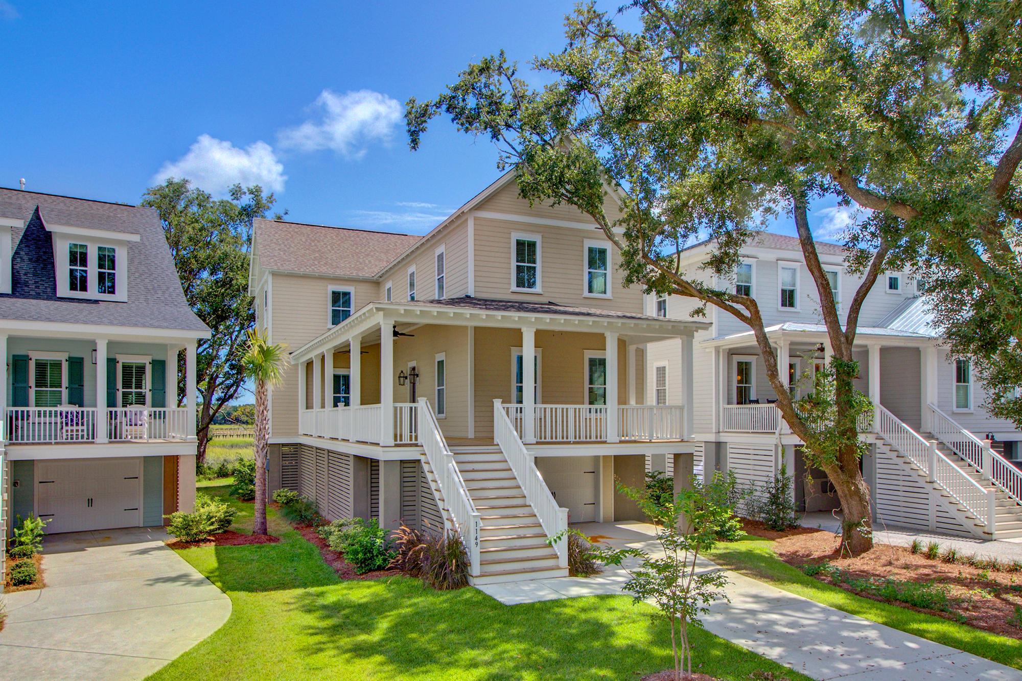 Seaside Plantation Homes For Sale - 1149 Hills Plantation, Charleston, SC - 15