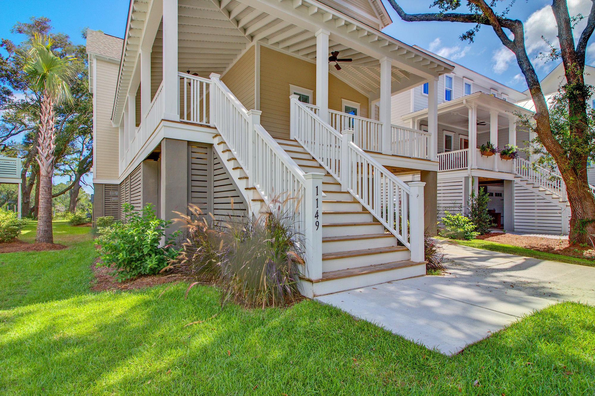Seaside Plantation Homes For Sale - 1149 Hills Plantation, Charleston, SC - 14