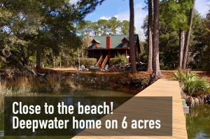 Home for Sale Wescott Road, Edisto Island, SC