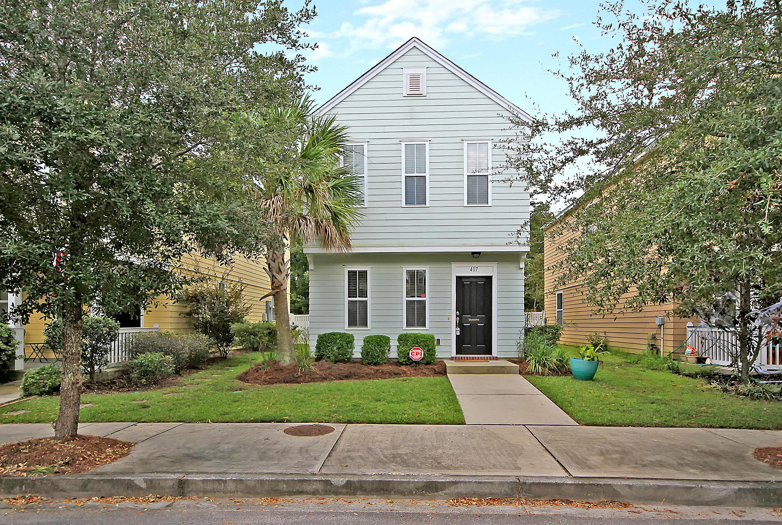 White Gables Homes For Sale - 417 Verbena, Summerville, SC - 1