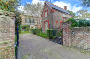 Home for Sale Ropemakers Lane, South Of Broad, Downtown Charleston, SC