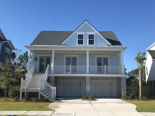 The Oaks Marsh View Homes For Sale - 1517 Mossy Branch, Mount Pleasant, SC - 10