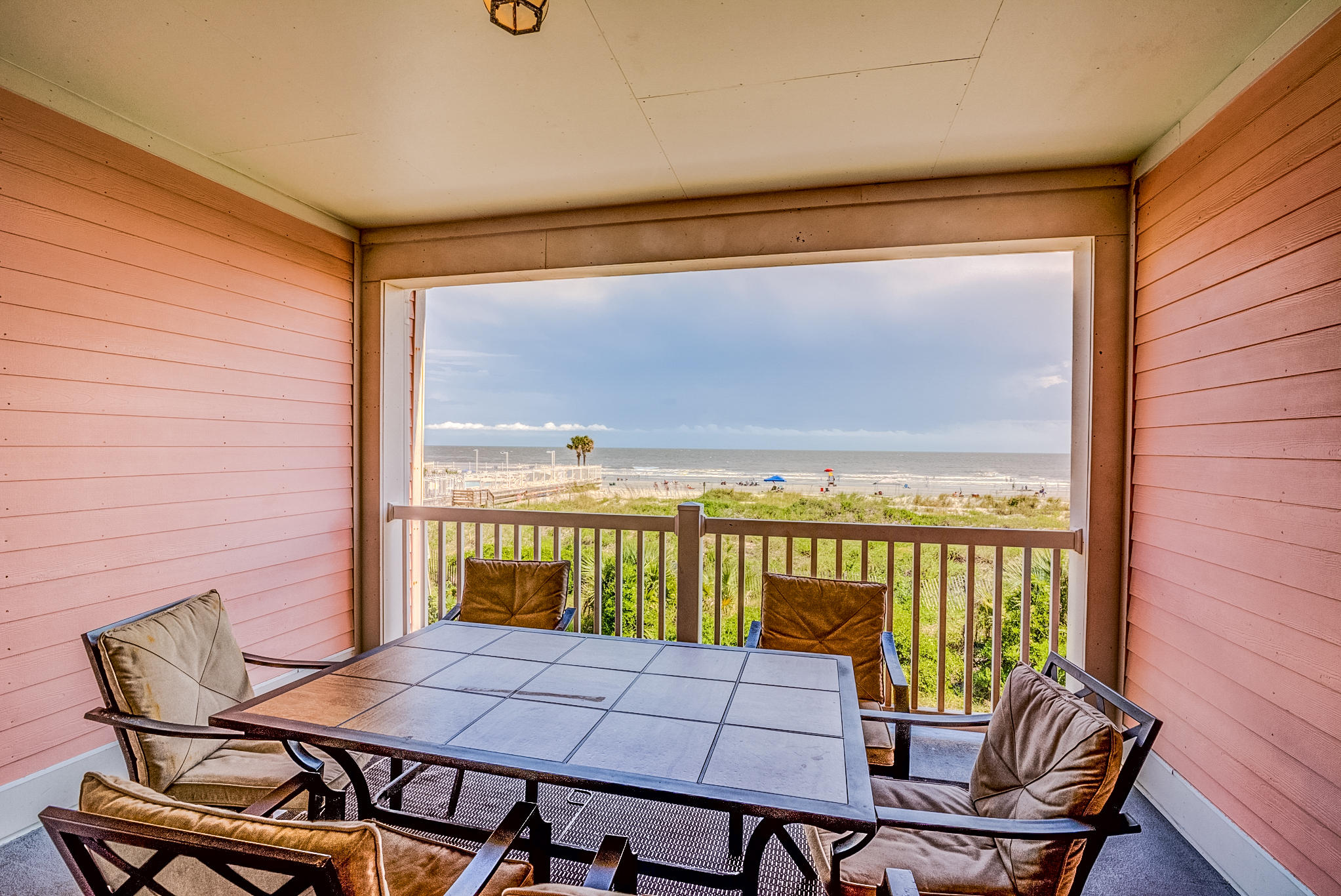 Ocean Pointe Villas Homes For Sale - 214 Arctic, Folly Beach, SC - 3