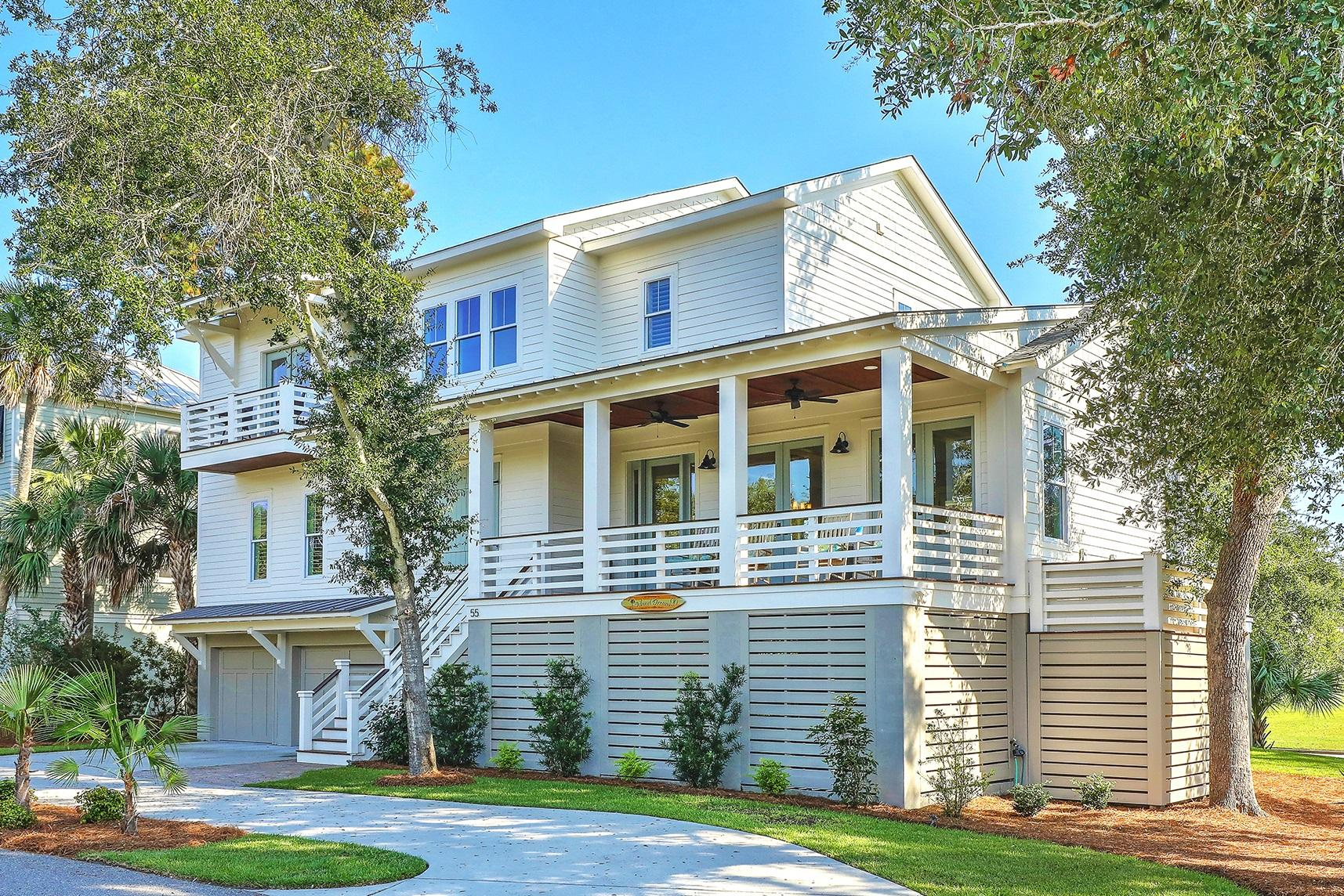 Wild Dunes Homes For Sale - 55 Seagrass, Isle of Palms, SC - 4