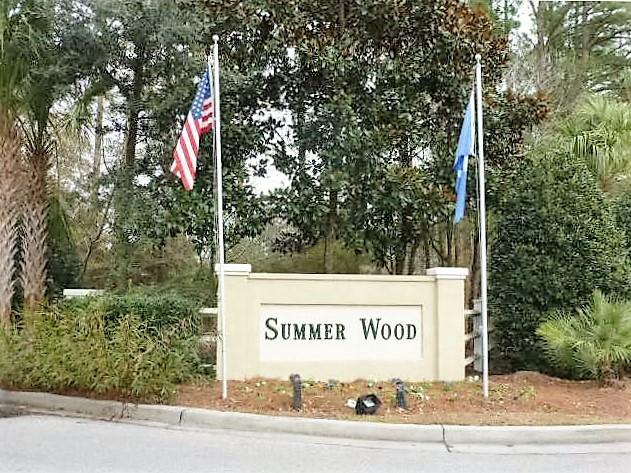 Summer Wood Homes For Sale - 1400 Elm Hall, Summerville, SC - 37