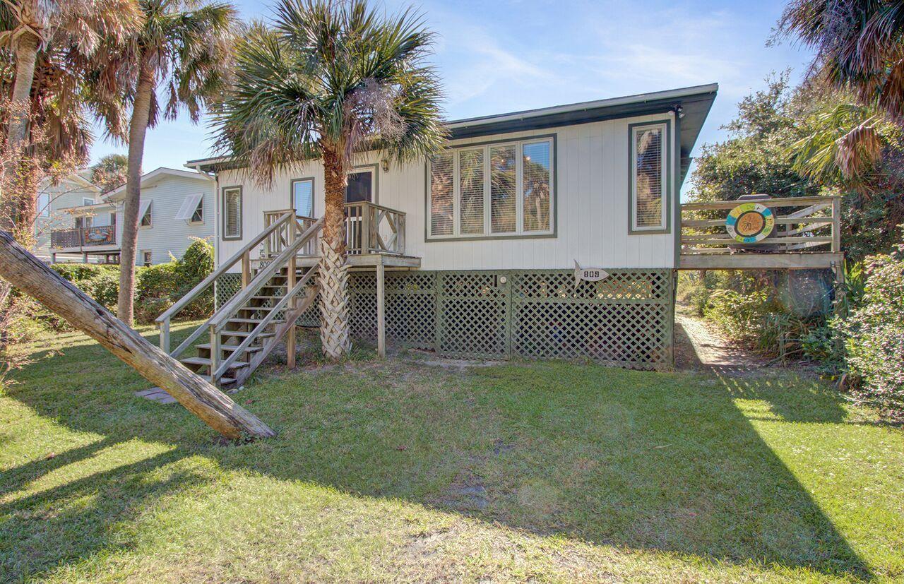 Folly Beach Homes For Sale - 809 Ashley, Folly Beach, SC - 18