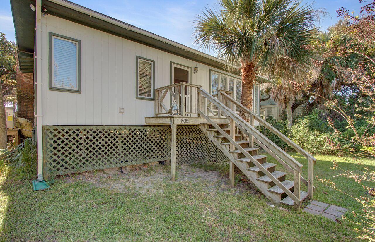 Folly Beach Homes For Sale - 809 Ashley, Folly Beach, SC - 17