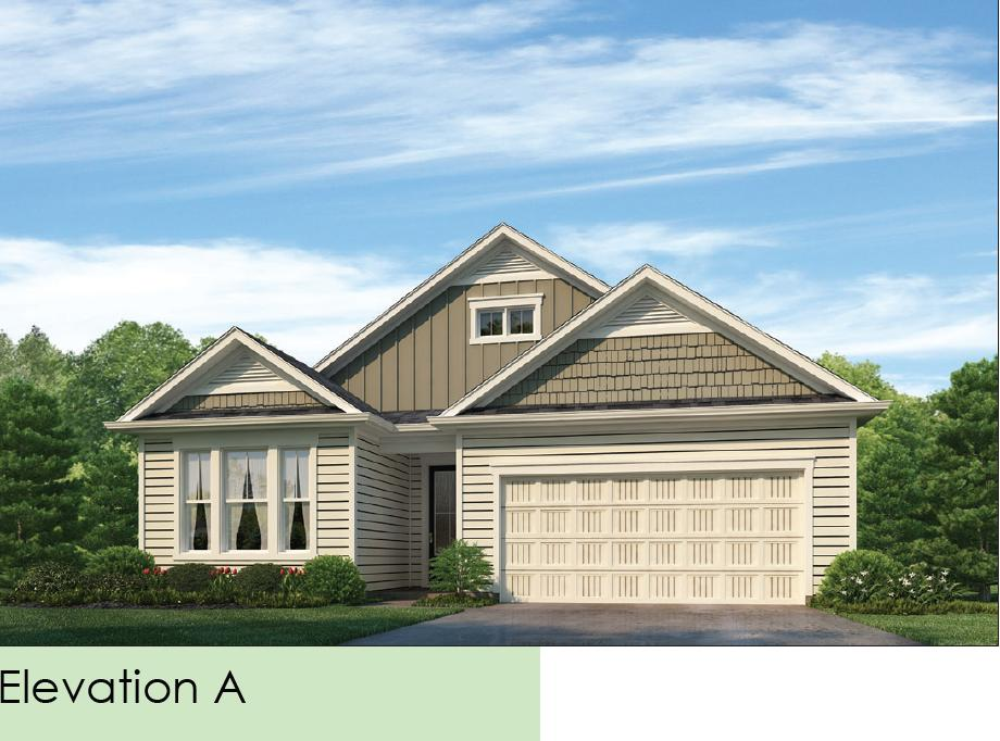 Bridges at Seven Lakes Homes For Sale - 243 Camber, Huger, SC - 15