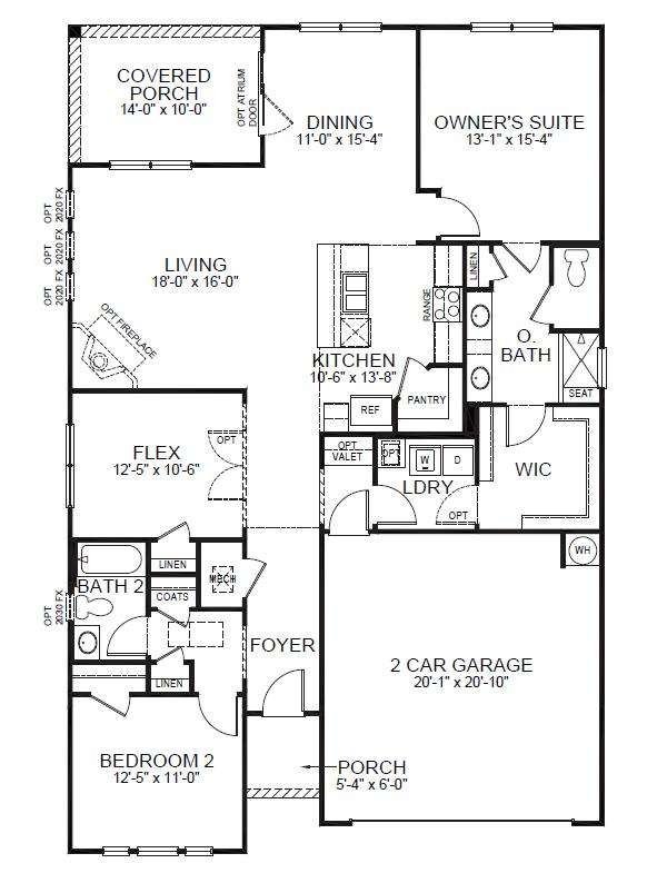 Bridges at Seven Lakes Homes For Sale - 243 Camber, Huger, SC - 12