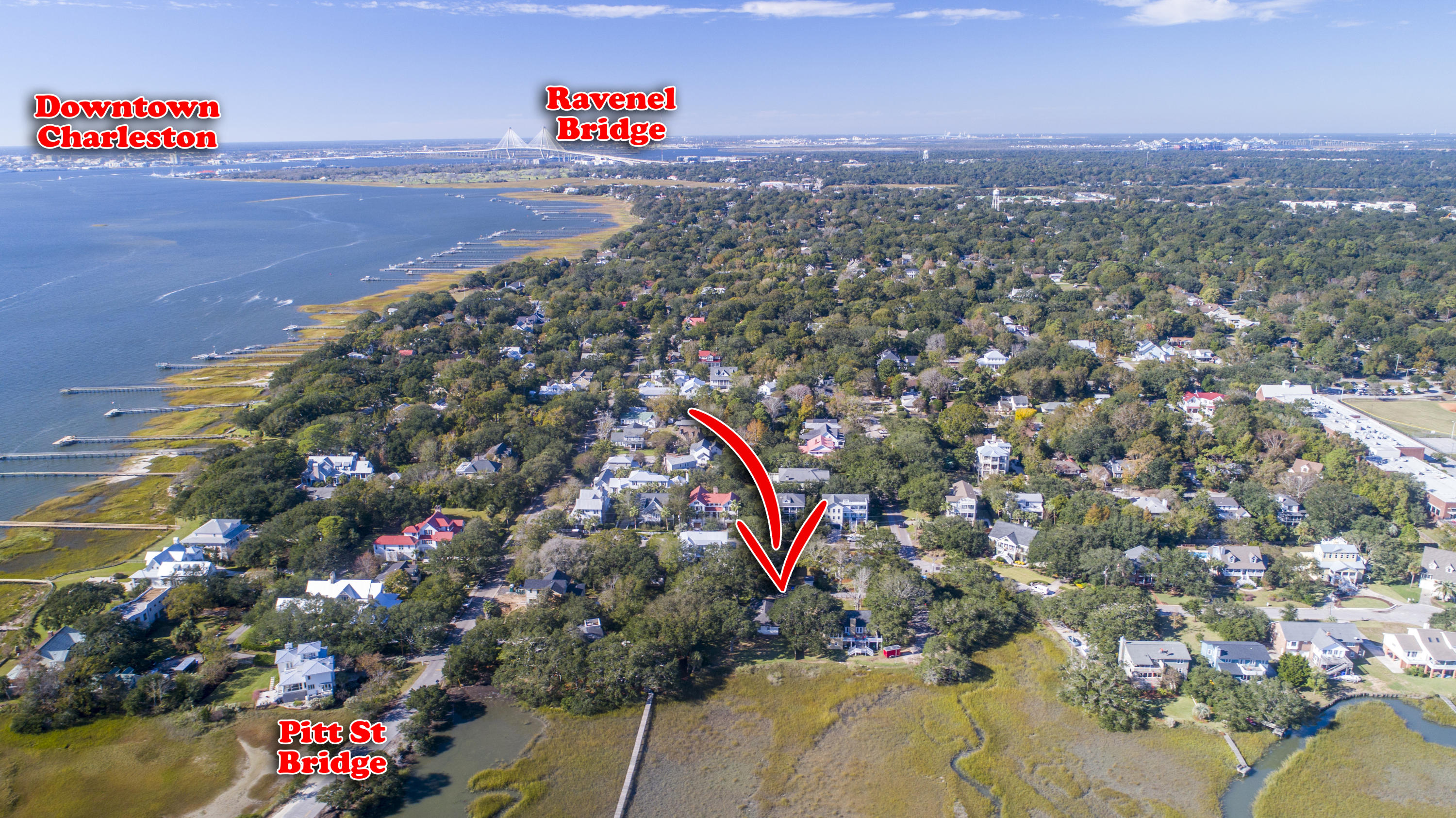 Old Village Homes For Sale - 967 Royall, Mount Pleasant, SC - 9