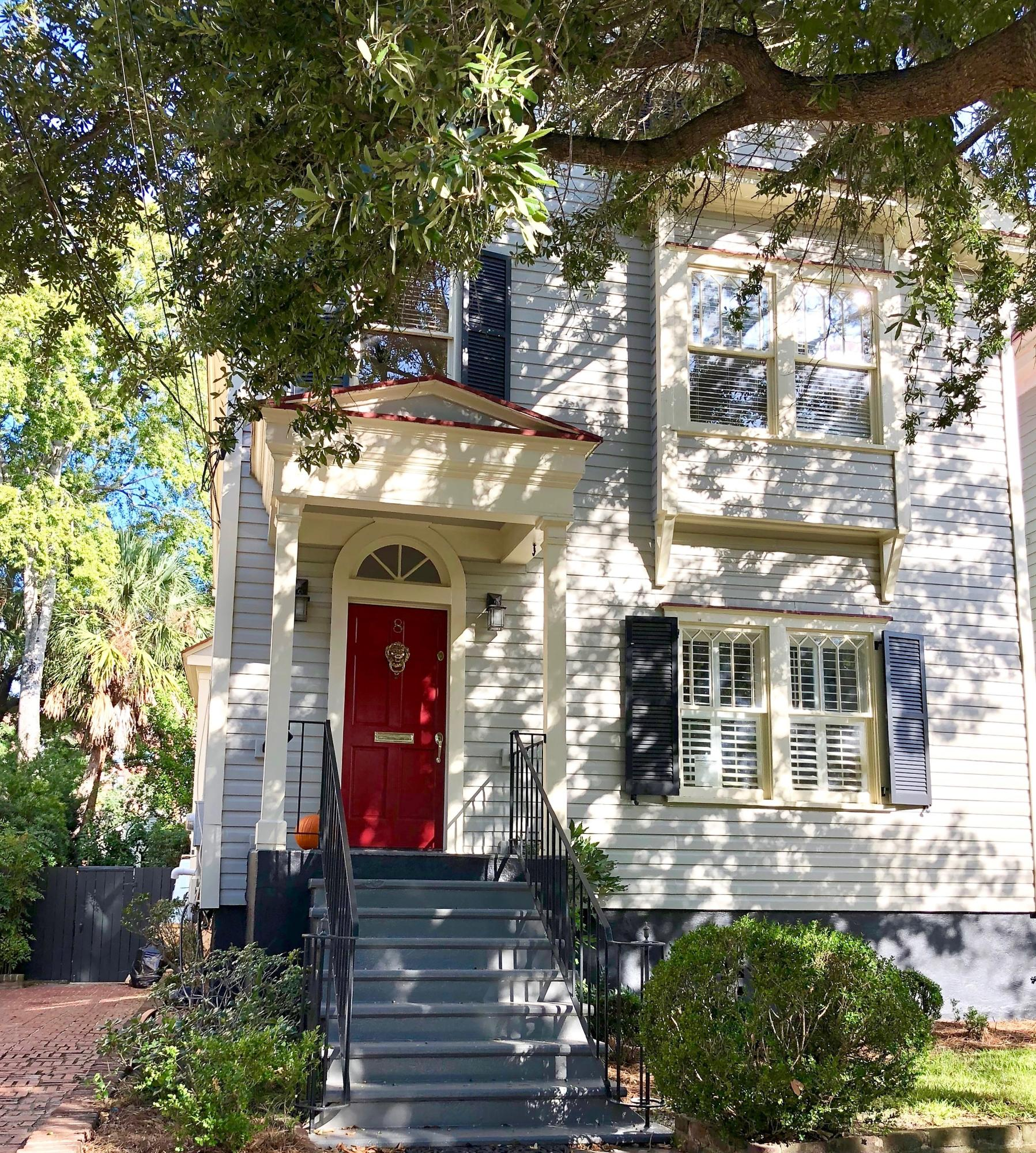 Charleston Address - MLS Number: 18000552