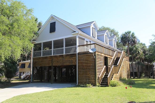 None Homes For Sale - 1513 Marianne, Edisto Beach, SC - 15
