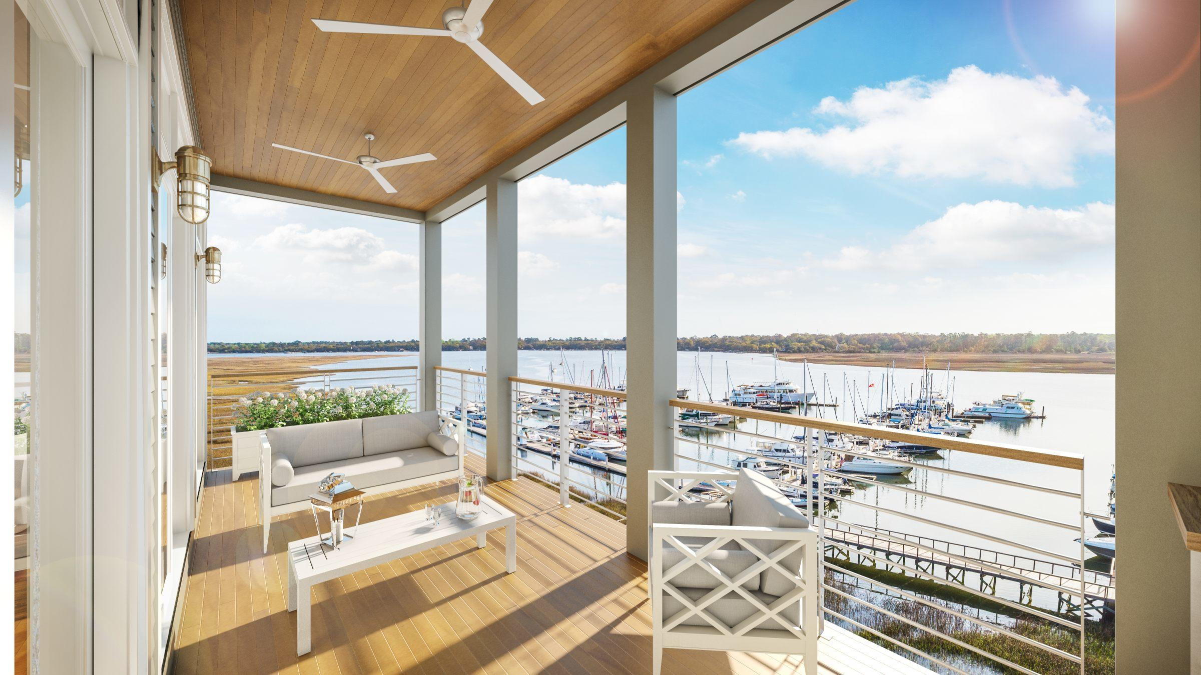 St. Johns Yacht Harbor Condos For Sale - 2408 Maybank, Johns Island, SC - 2