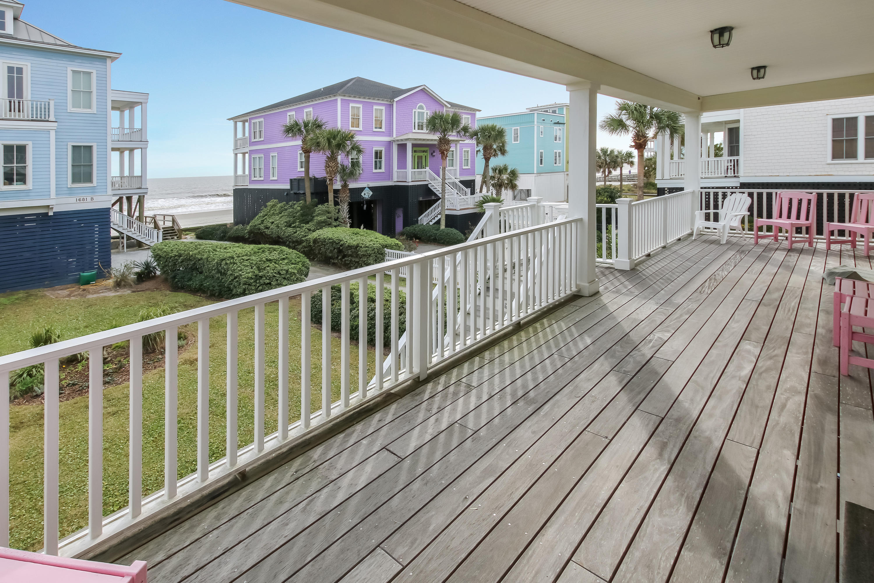 East Folly Beach Shores Homes For Sale - 1681 Ashley A, Folly Beach, SC - 2