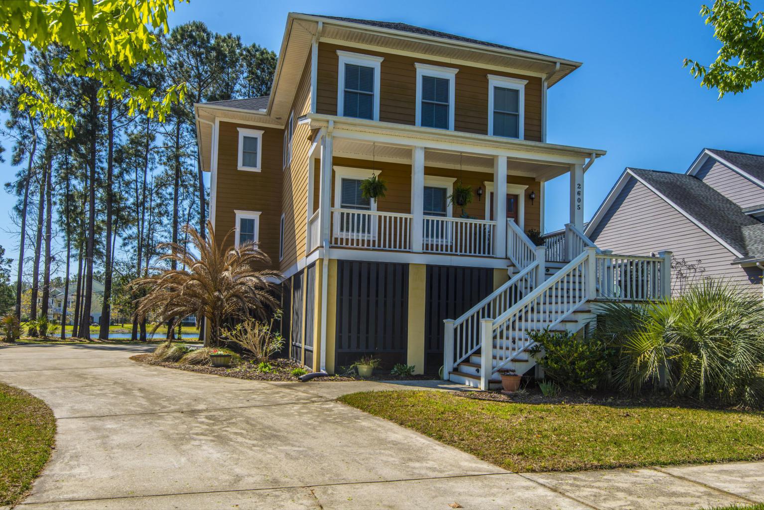 Charleston Address - MLS Number: 19000012