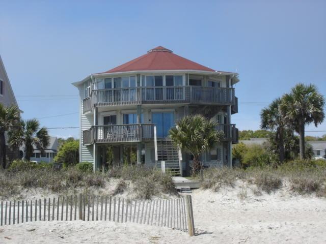 Beachfront Homes For Sale - 1506 Palmetto, Edisto Beach, SC - 1