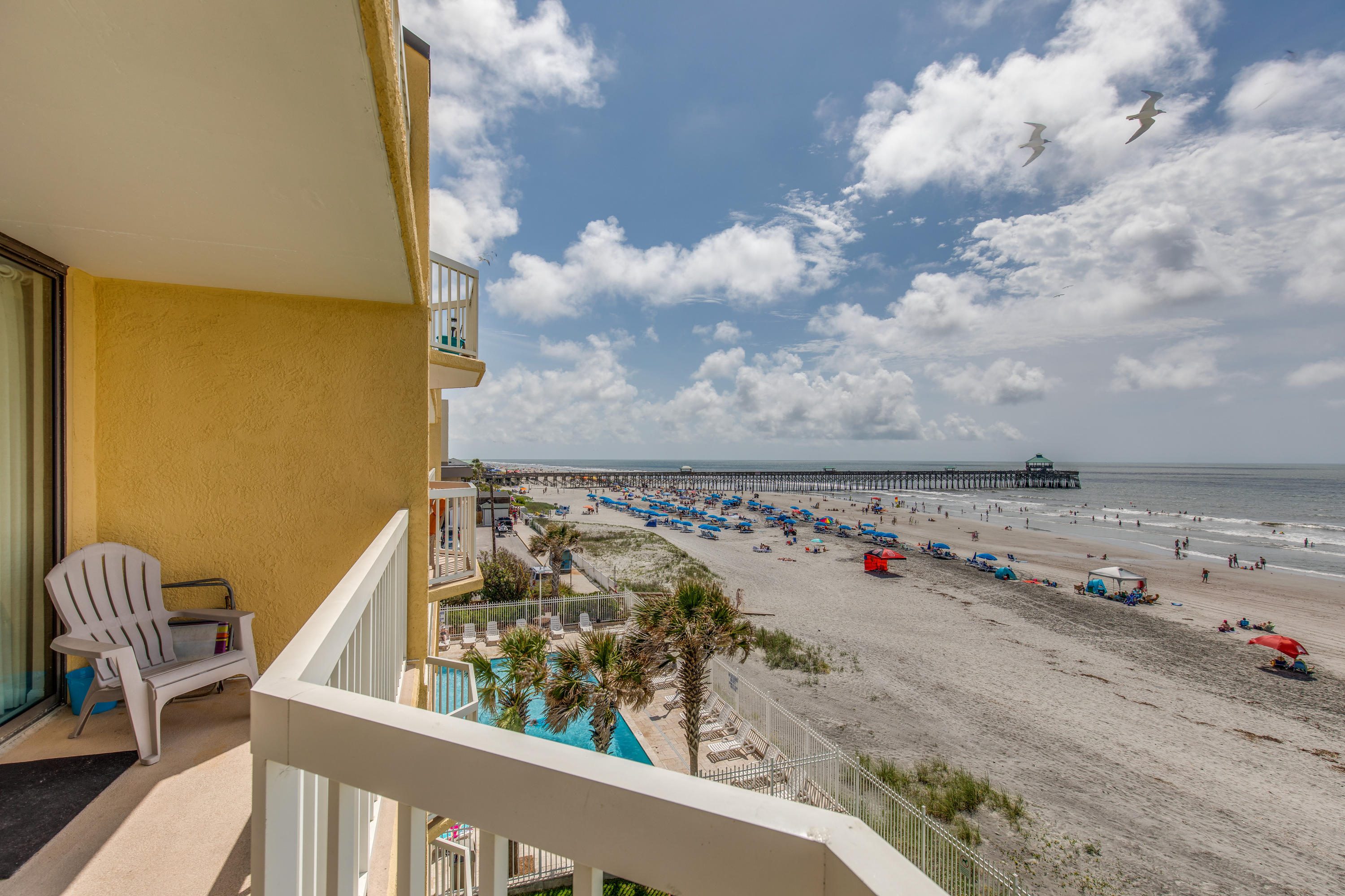 Charleston Oceanfront Villas Homes For Sale - 201 Arctic, Folly Beach, SC - 9