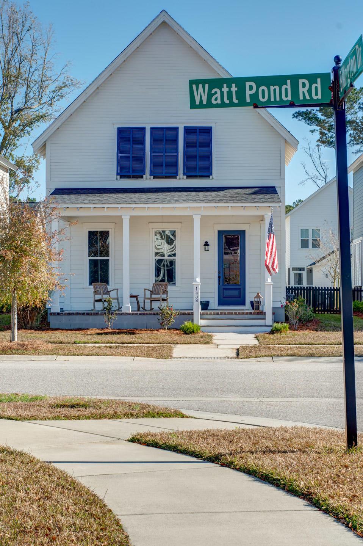 Carolina Park Homes For Sale - 1538 Watt Pond, Mount Pleasant, SC - 1