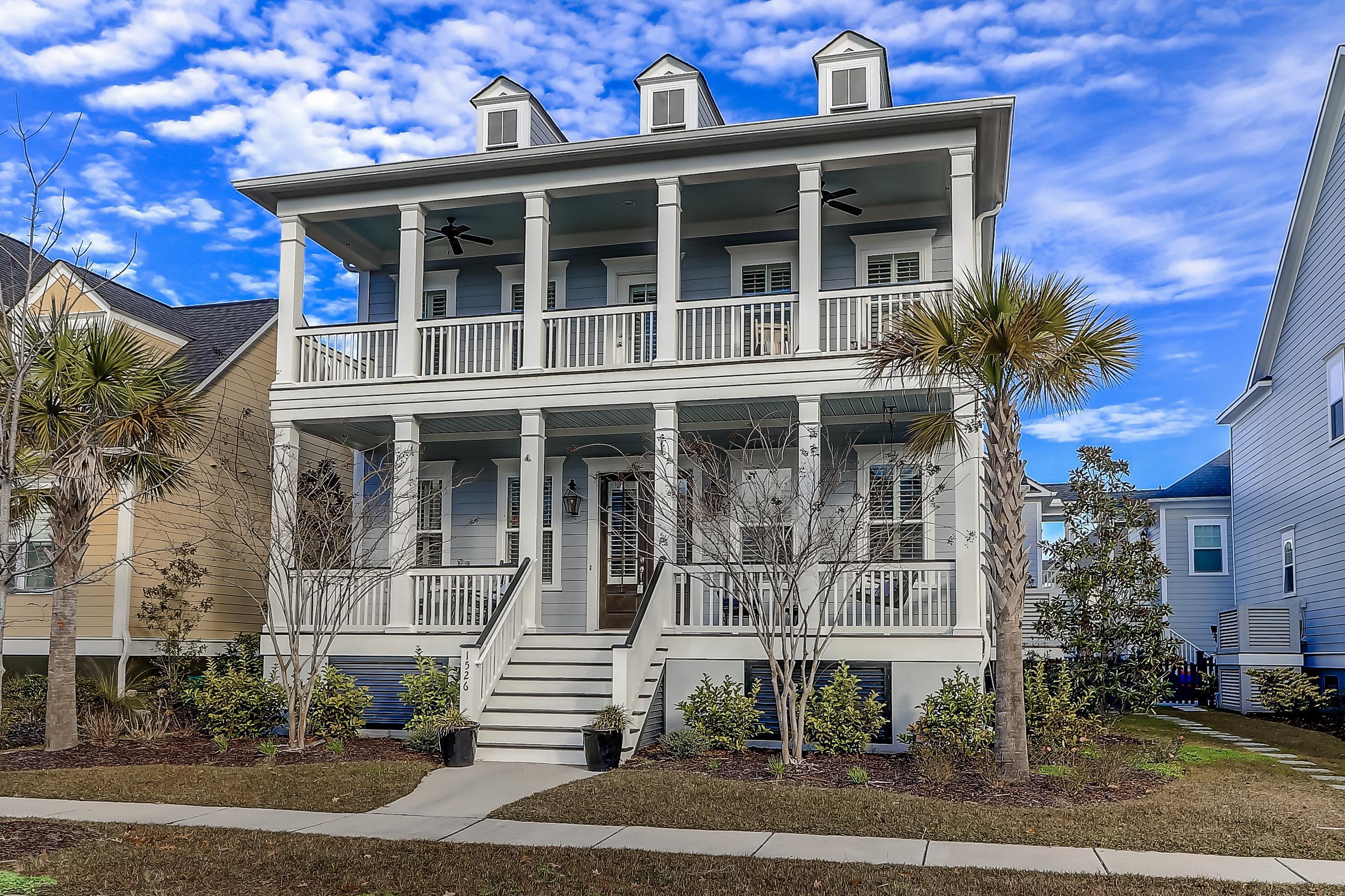 Daniel Island Homes For Sale - 1526 Willtown, Daniel Island, SC - 5