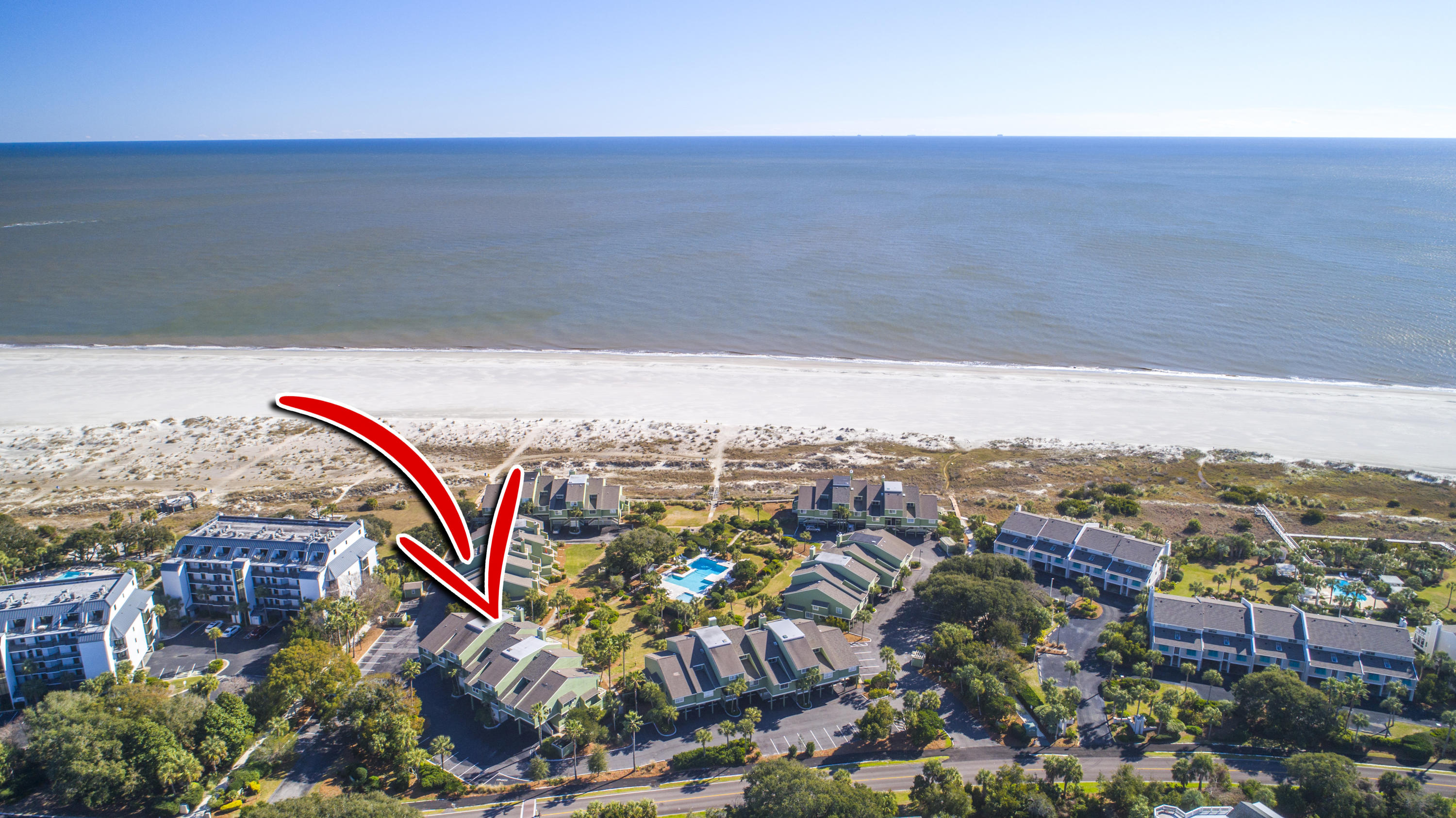 5-C Mariners Walk Isle of Palms $530,000.00