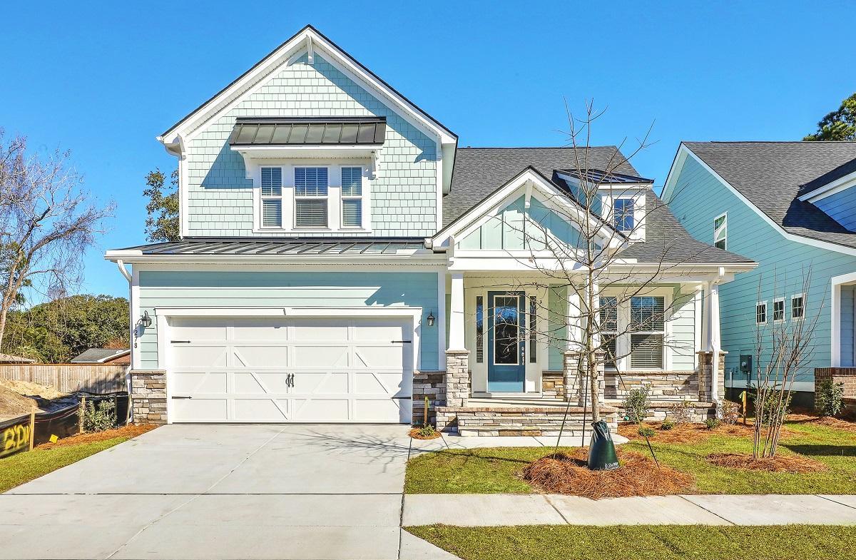 Bentley Park Homes For Sale - 1278 Gannett, Mount Pleasant, SC - 0