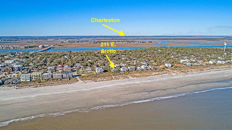 Folly Beach Homes For Sale - 211 Arctic, Folly Beach, SC - 32