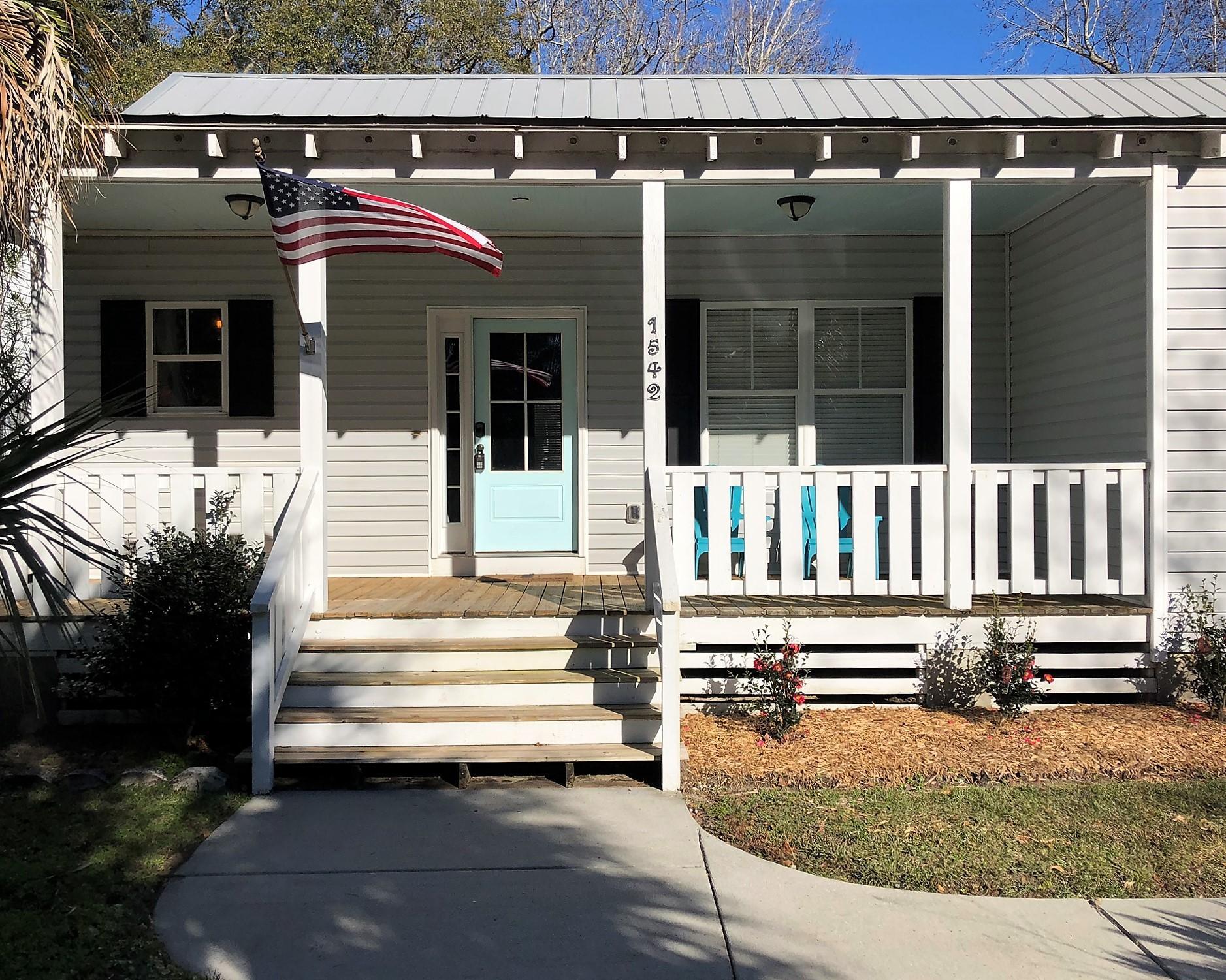 Fairway Villas Homes For Sale - 1542 Little Rock, Charleston, SC - 1