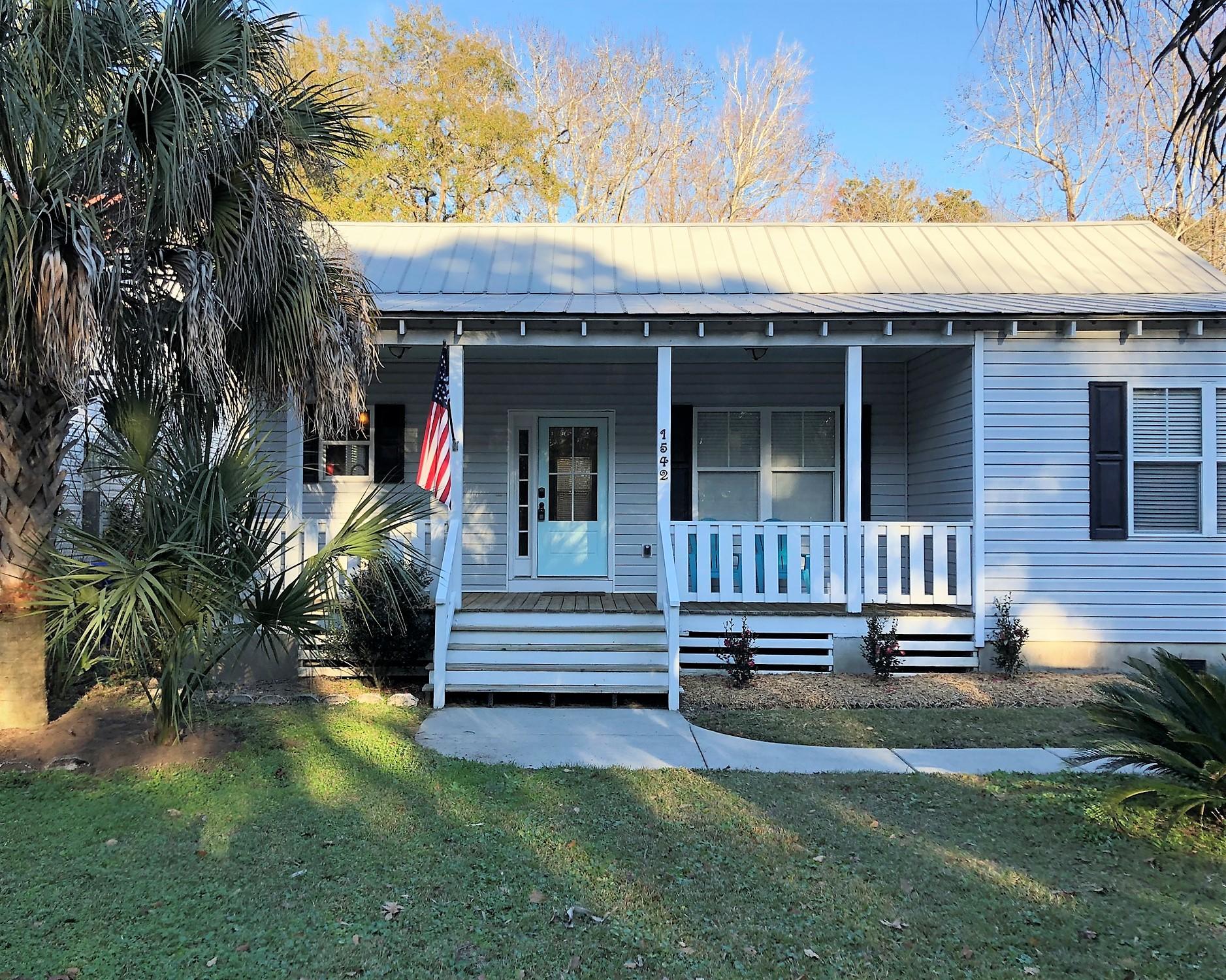 Fairway Villas Homes For Sale - 1542 Little Rock, Charleston, SC - 2