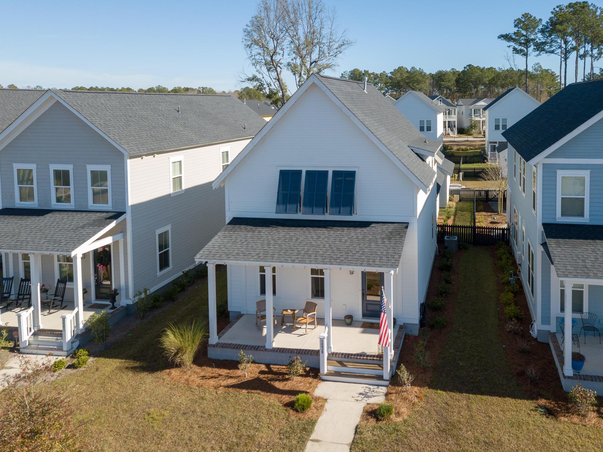 Carolina Park Homes For Sale - 1538 Watt Pond, Mount Pleasant, SC - 3