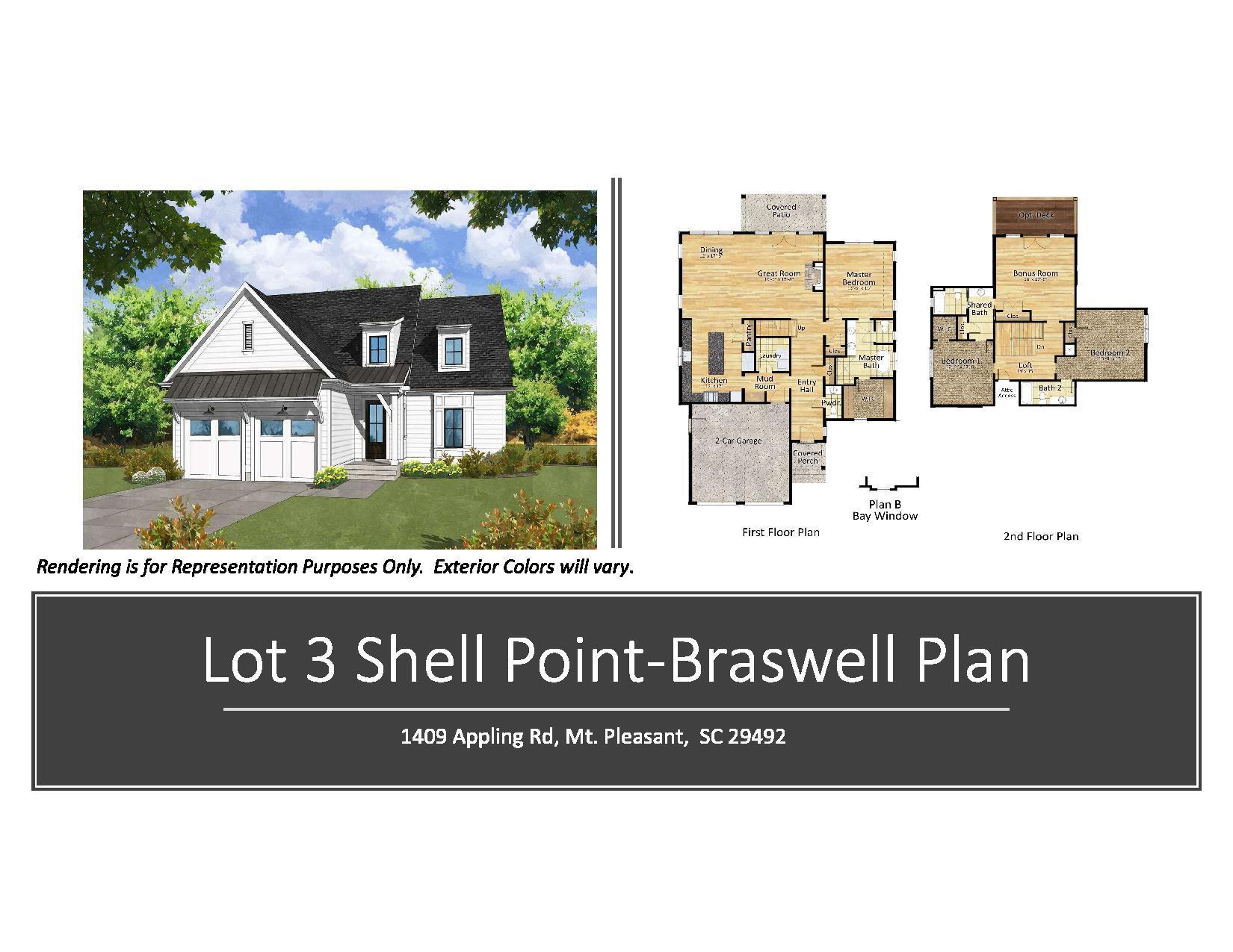Shell Point Homes For Sale - 1409 Appling, Mount Pleasant, SC - 10