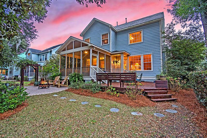 Hamlin Plantation Homes For Sale - 1329 Osmond, Mount Pleasant, SC - 38