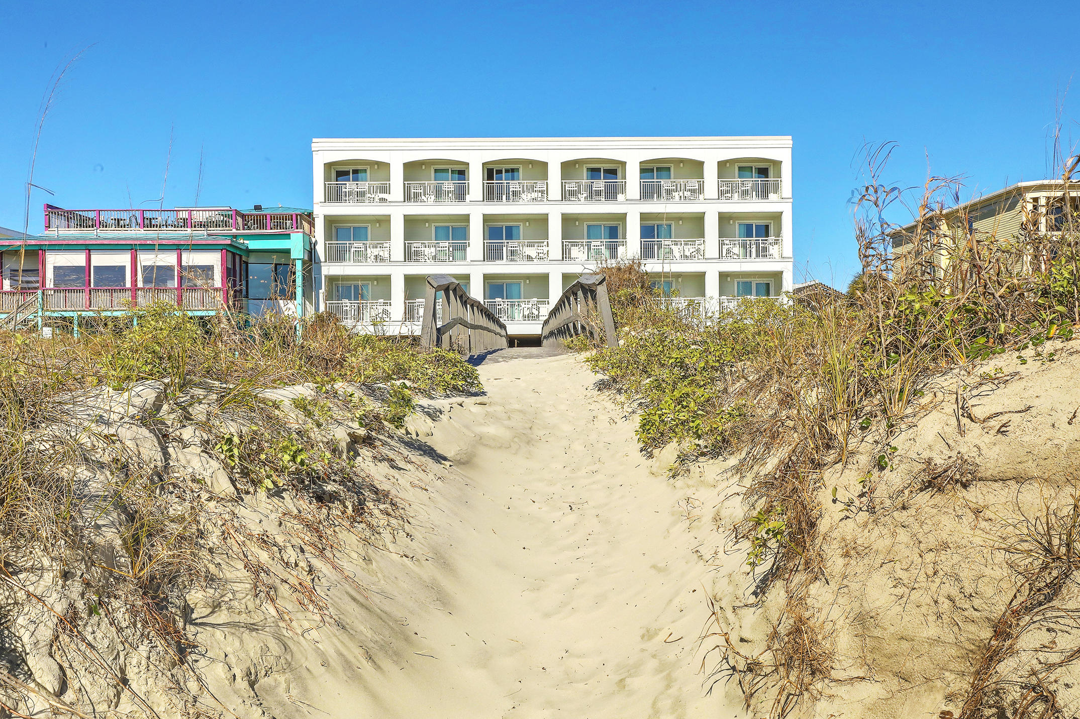 The Palms Hotel Homes For Sale - 1126 Ocean, Isle of Palms, SC - 29