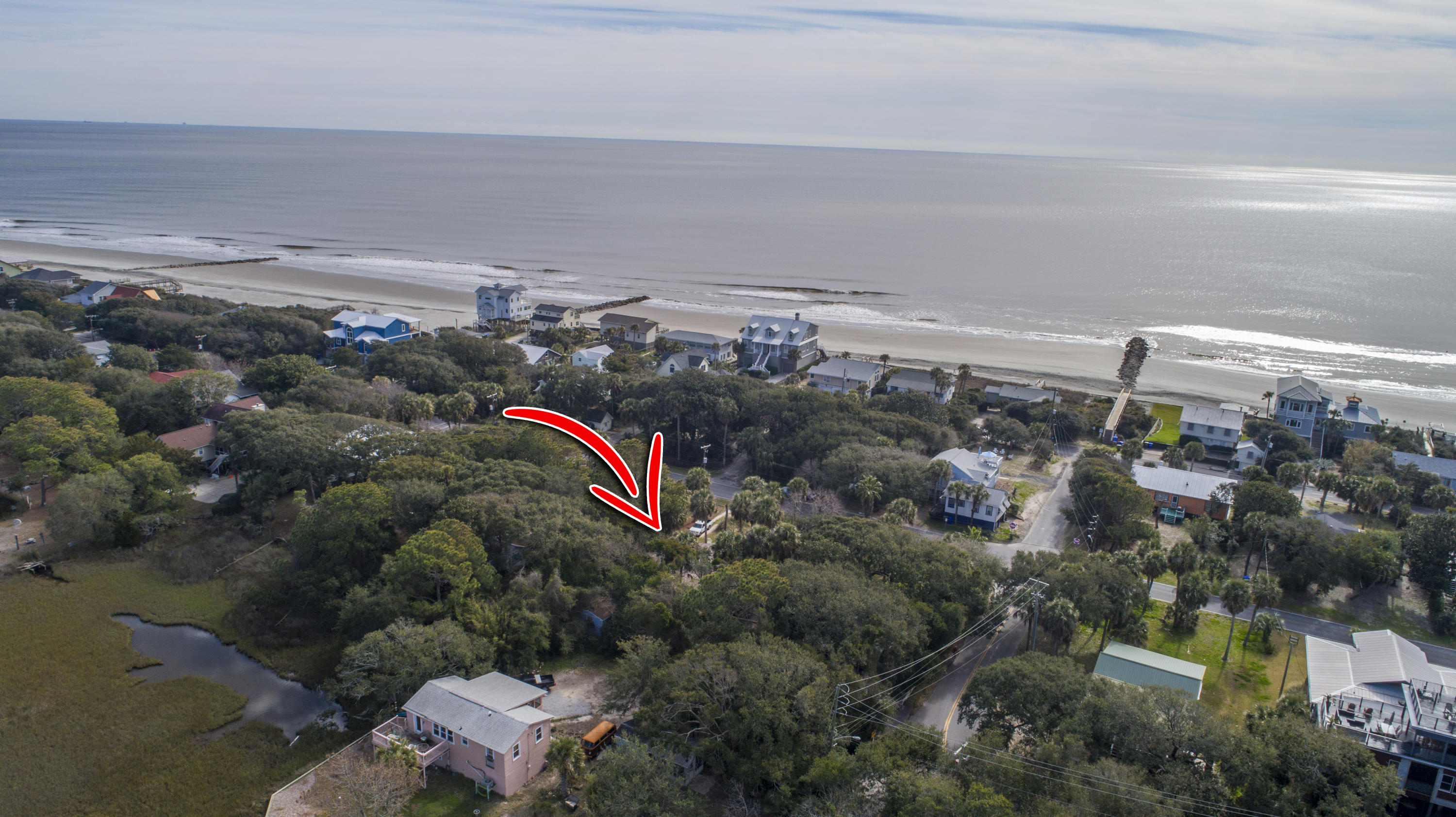 None Homes For Sale - 1204 E Ashley Ave, Folly Beach, SC - 20