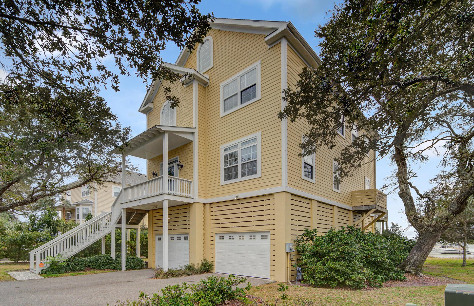Sunset Cay Marina Homes For Sale - 67 9th, Folly Beach, SC - 47
