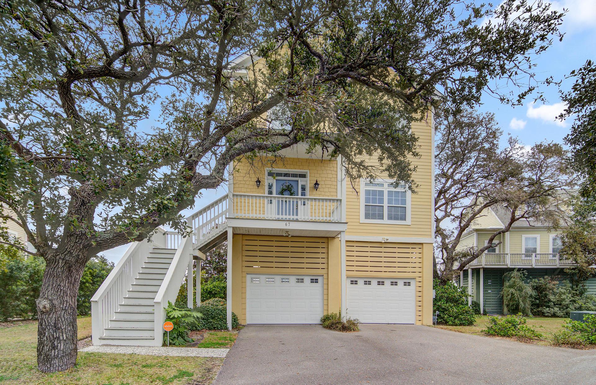 Sunset Cay Marina Homes For Sale - 67 9th, Folly Beach, SC - 28
