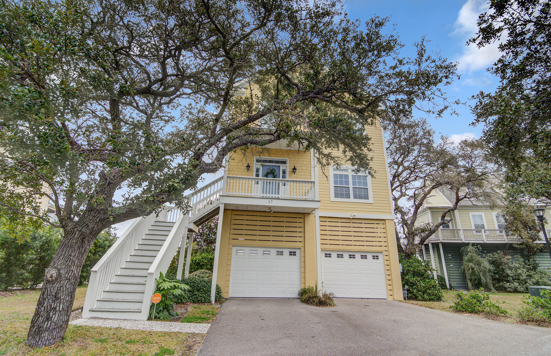 Sunset Cay Marina Homes For Sale - 67 9th, Folly Beach, SC - 27