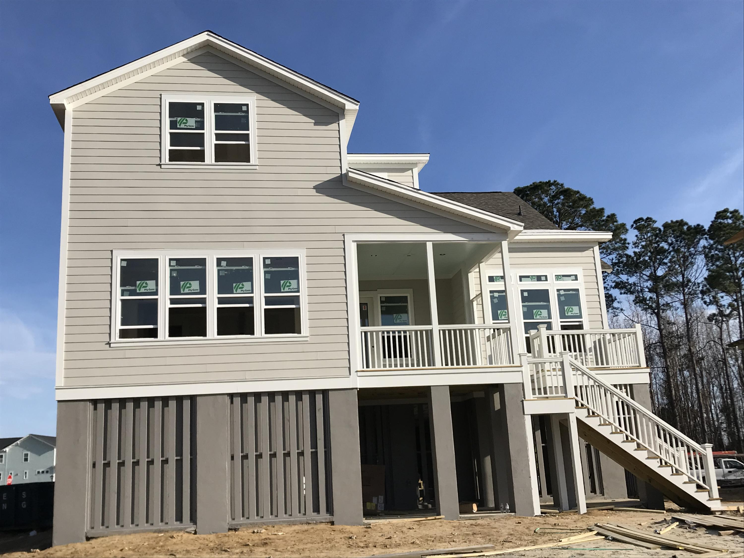 Stratton by the Sound Homes For Sale - 1483 Sheepshead, Mount Pleasant, SC - 0