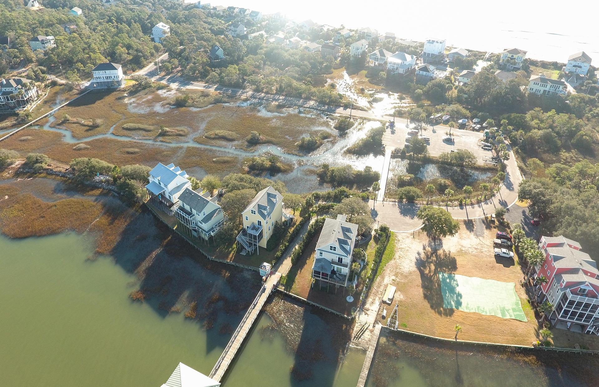 Sunset Cay Marina Homes For Sale - 67 9th, Folly Beach, SC - 18
