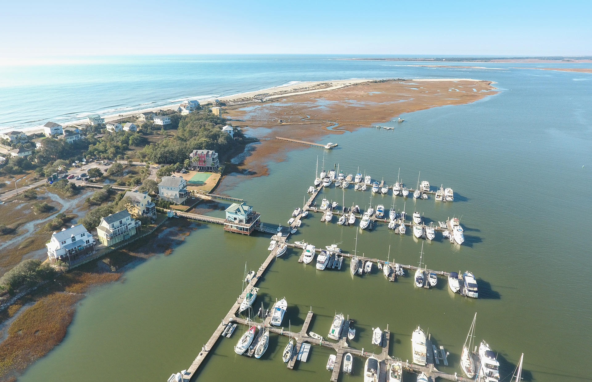 Sunset Cay Marina Homes For Sale - 67 9th, Folly Beach, SC - 49