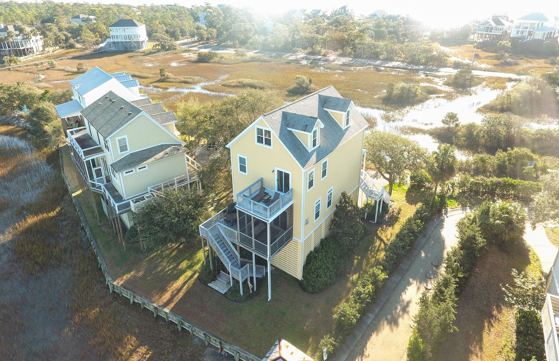 Sunset Cay Marina Homes For Sale - 67 9th, Folly Beach, SC - 51