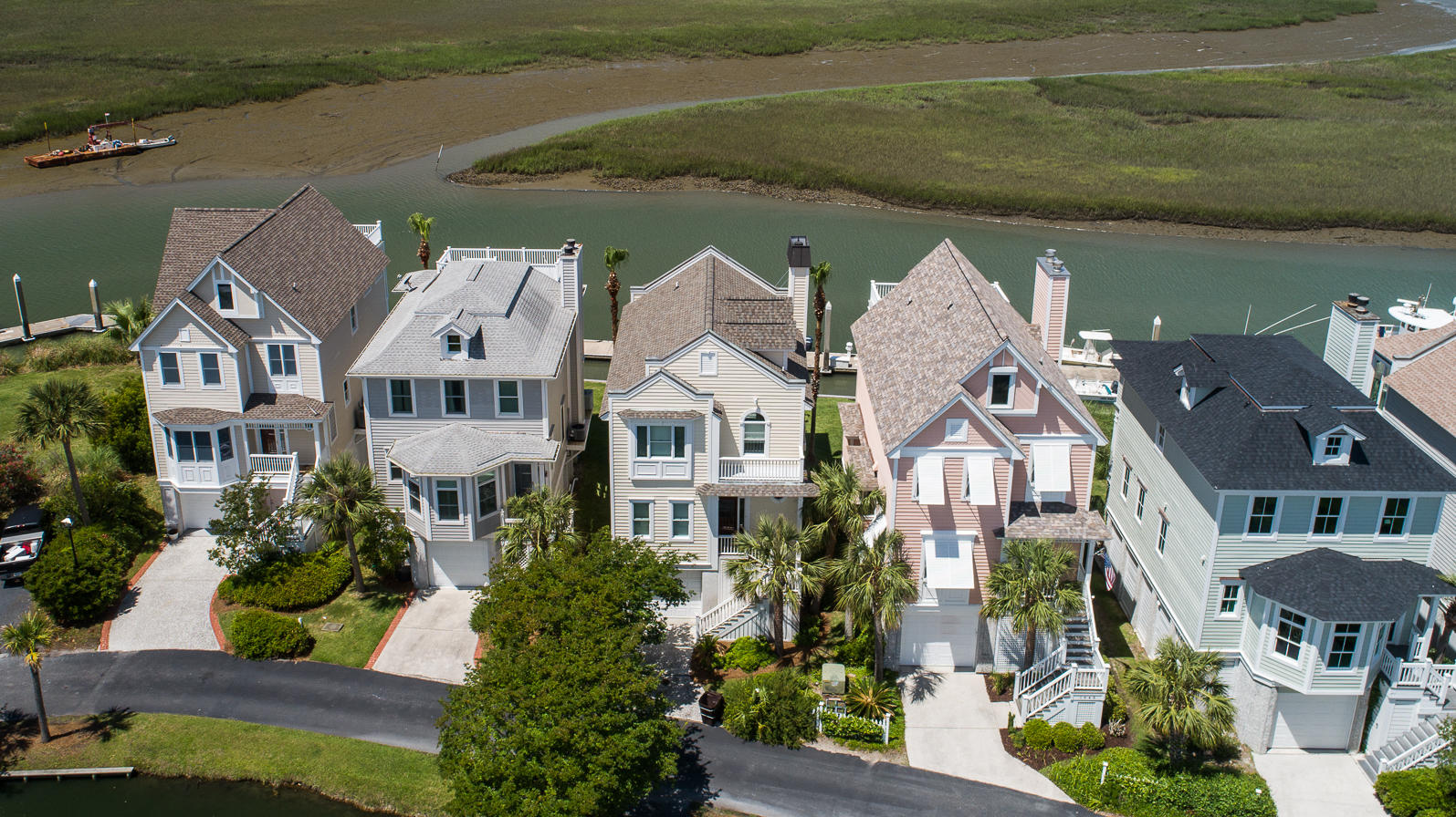 1650 Marsh Harbor Lane Mount Pleasant $1,450,000.00