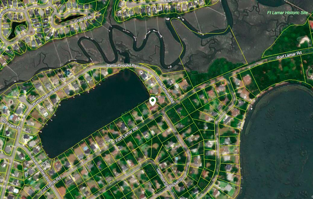 Secessionville Acres Homes For Sale - 1282 Fort Lamar, Charleston, SC - 1