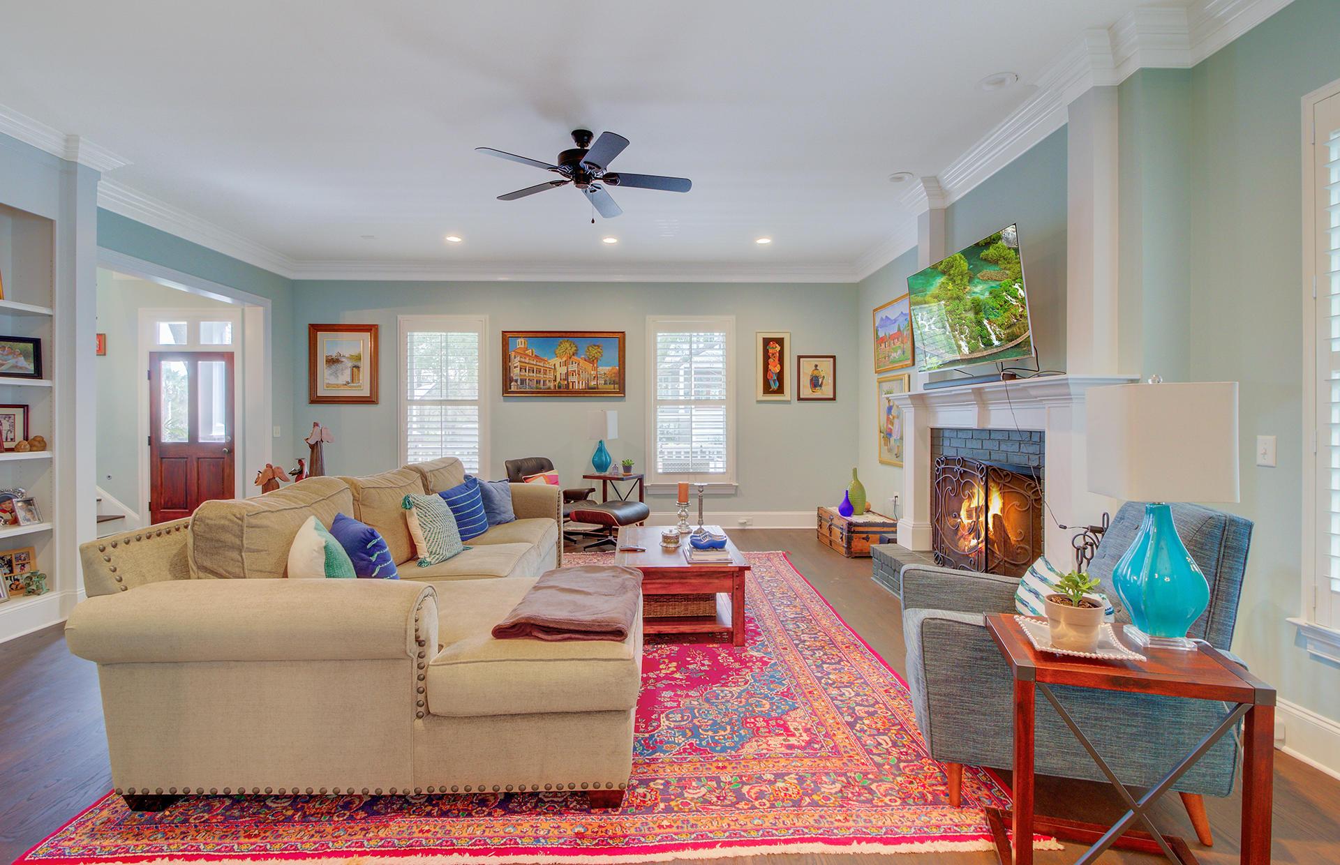 Daniel Island Park Homes For Sale - 58 Dalton, Charleston, SC - 29