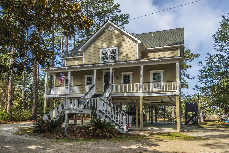 Deepwater Homes For Sale - 1594 Creekwood, Edisto Island, SC - 0