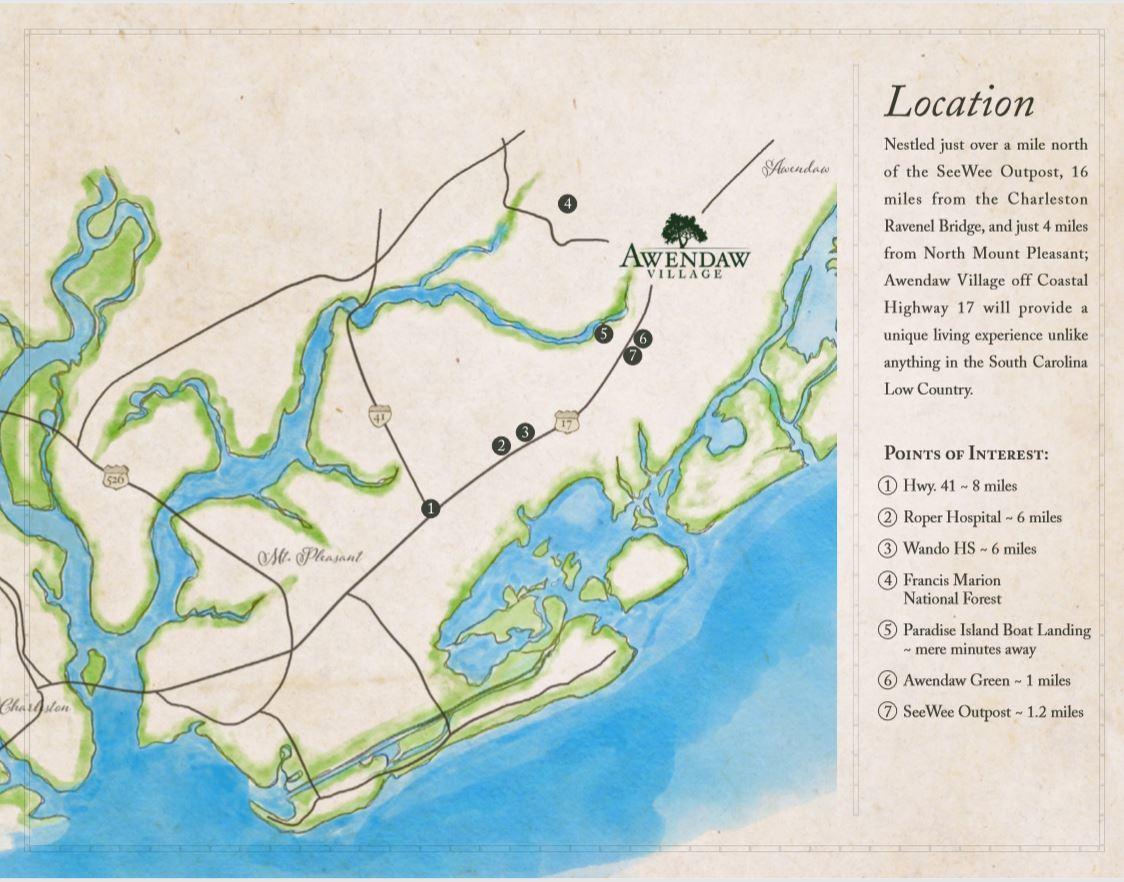 Charleston Address - MLS Number: 19006484