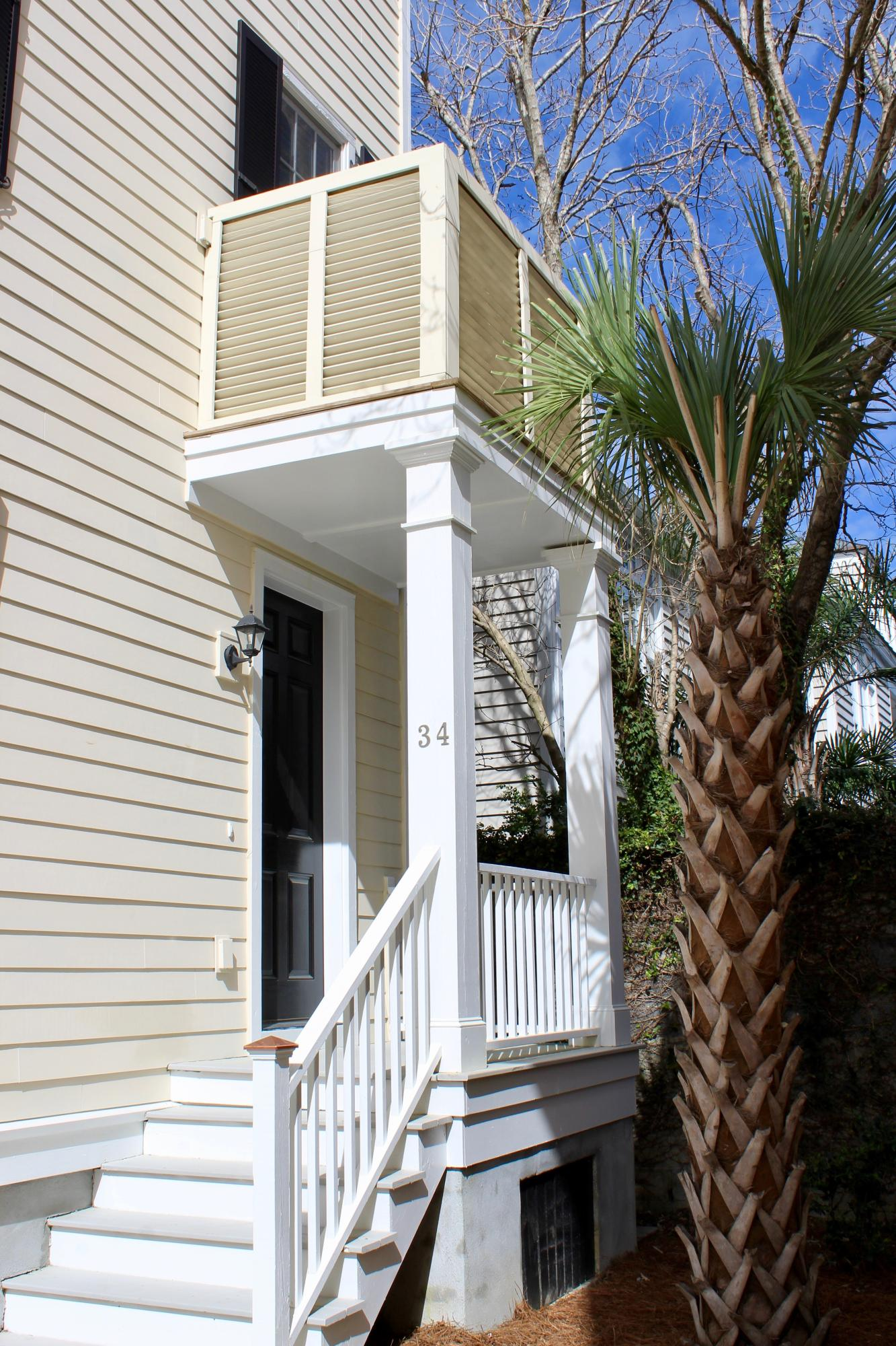 Morris Square Homes For Sale - 34 Dereef, Charleston, SC - 28