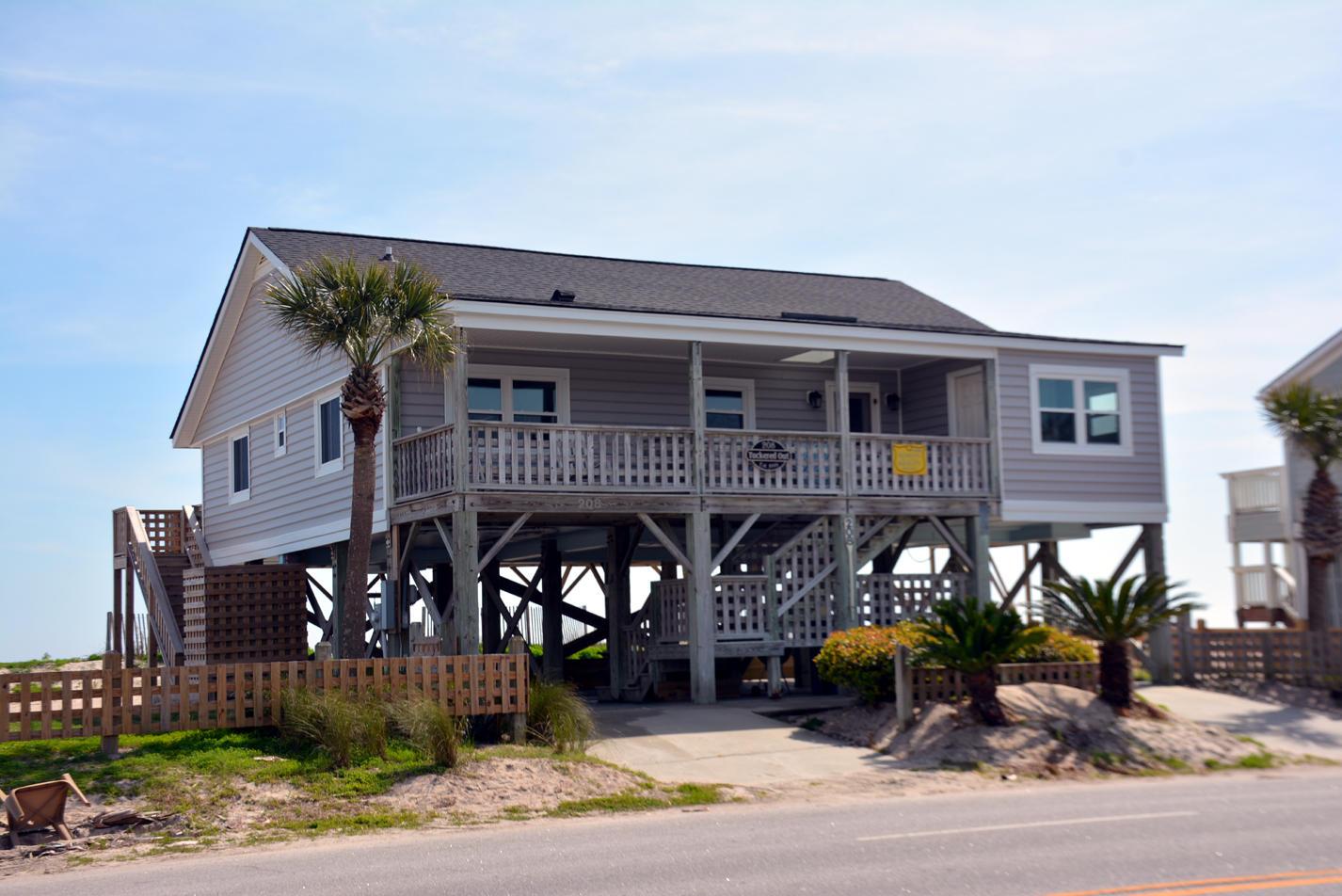 Beachfront Homes For Sale - 208 Palmetto, Edisto Beach, SC - 26