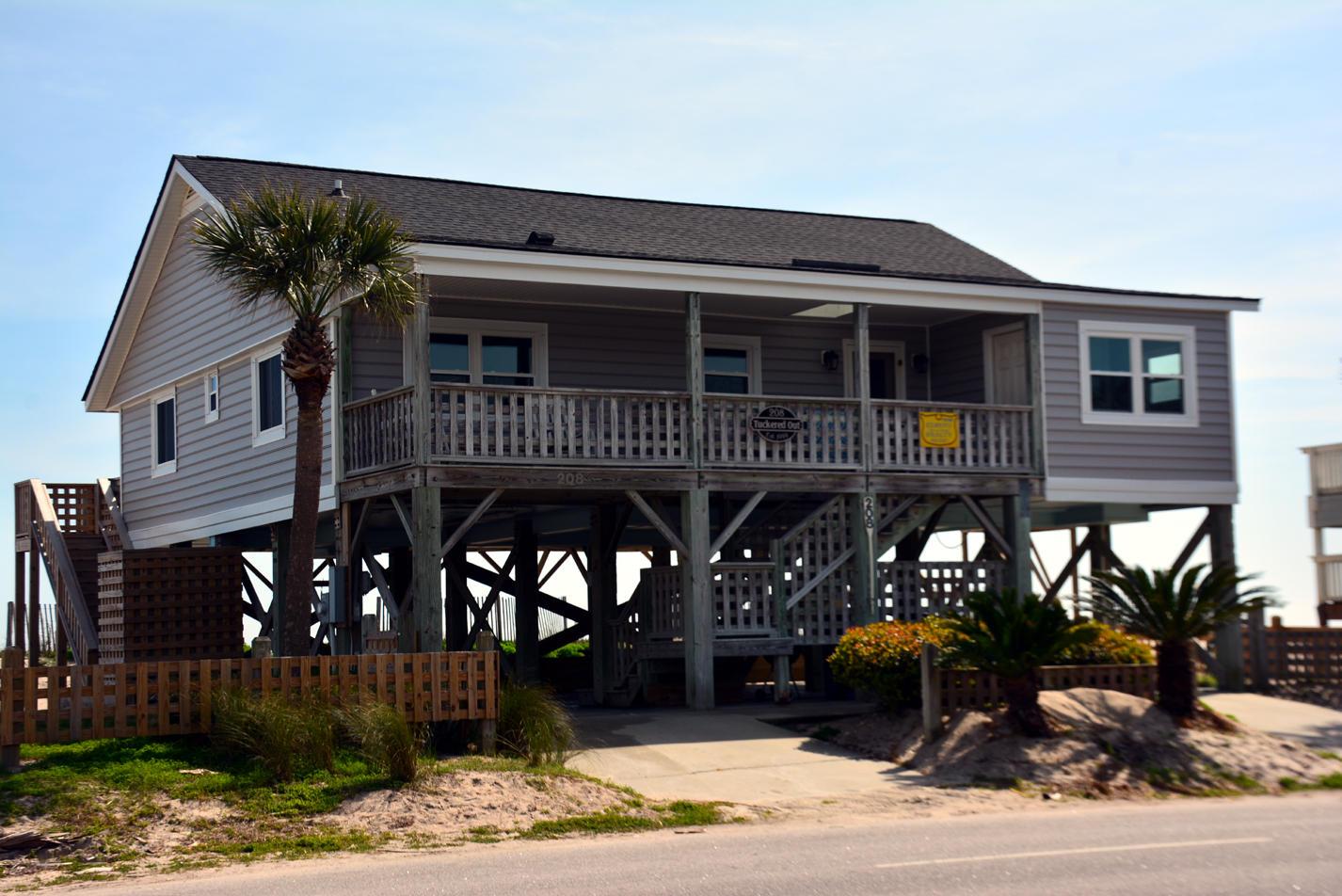 Beachfront Homes For Sale - 208 Palmetto, Edisto Beach, SC - 25