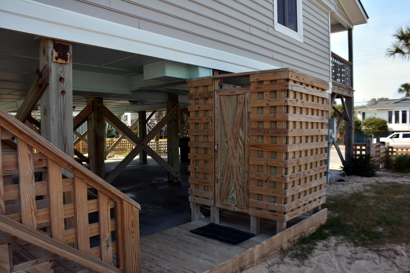 Beachfront Homes For Sale - 208 Palmetto, Edisto Beach, SC - 29